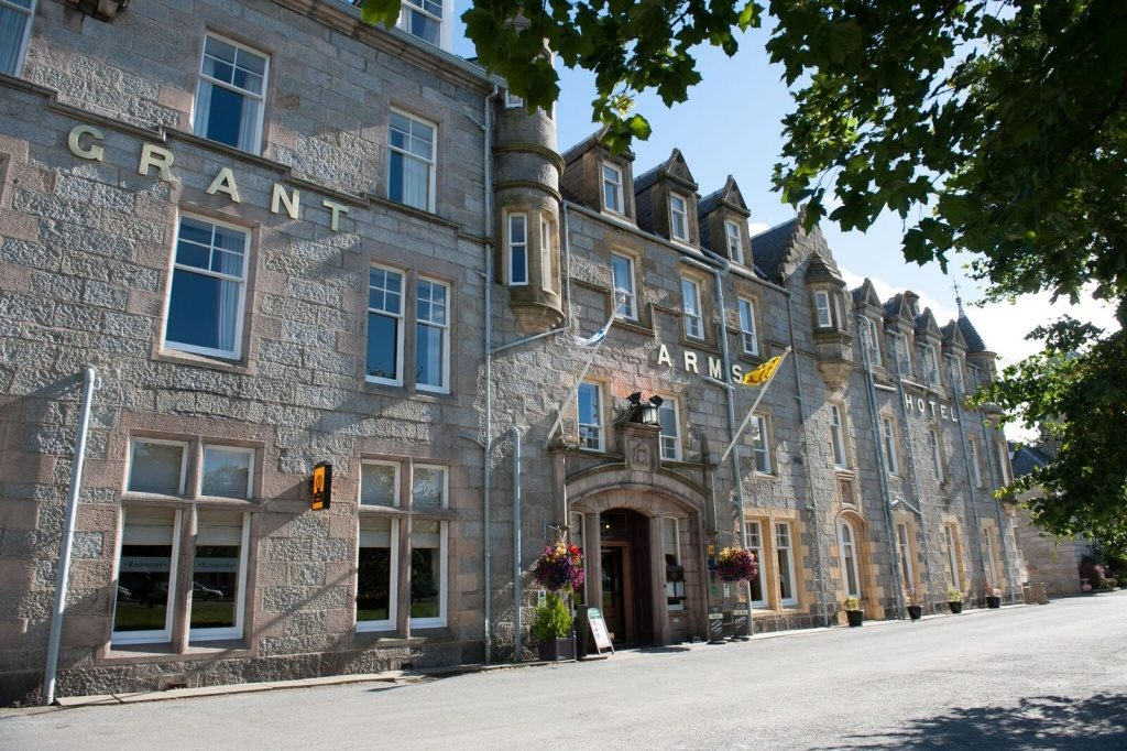 Grant Arms Hotel, Grantown on Spey