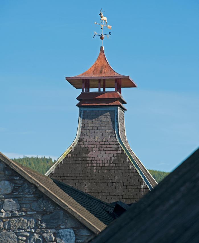 Glenfiddich Pagoda